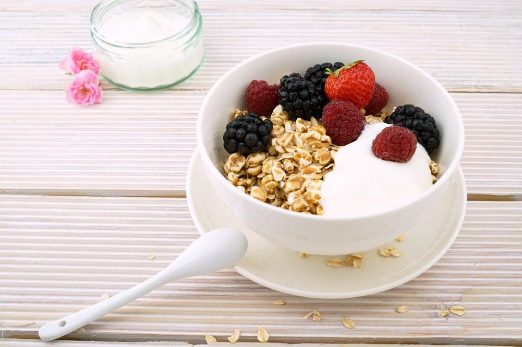 Plain Greek Yoghurt