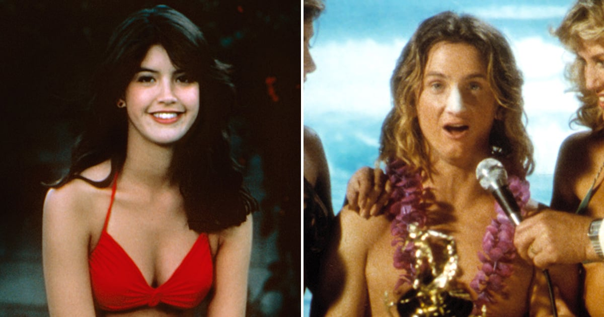 Plenty of Big-Name Stars Got Their Start With Fast Times at Ridgemont High