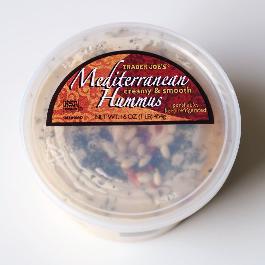 Mediterranean Hummus ($4)