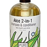 Two-in-One Shampoo and Conditioner