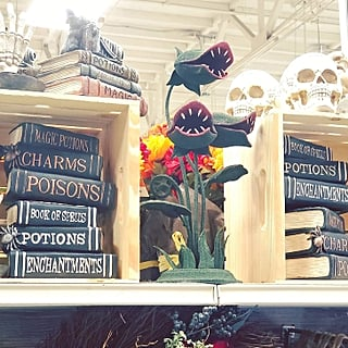 Halloween Decor at Michaels