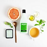 Sauce Beauty Chimichurri Mint Tingle Intense Repair Shampoo