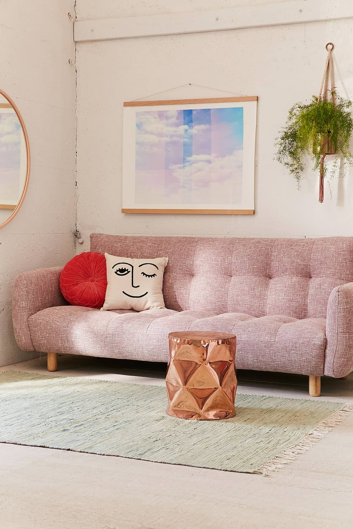 Urban Outfitters Winslow Sleeper Sofa Best Pink Couches