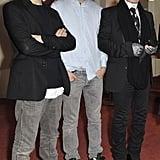 Jack McCollough and Lazaro Hernandez, Designers of Proenza Schouler