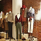 Sneak Peek! Madewell's Chic and Cozy Fall Collection