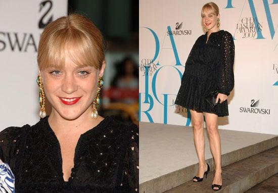 2007 CFDA Awards: Chloe Sevigny