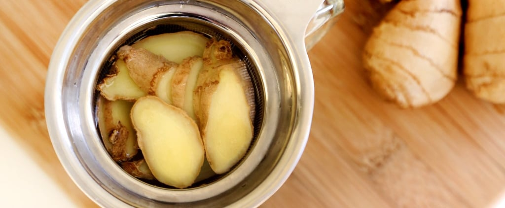 I Drank Ginger Tea Every Day For 1 Week to Stay Warm, and These Were the Results