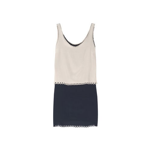 Silk Double-Layered Tank Dress, approx $548, 3.1 Phillip Lim from Net-a-Porter