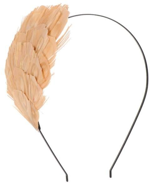 Rock N' Rose Luxe Feather Headband