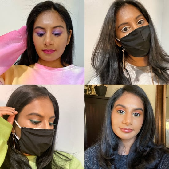 I Tried 2021's Biggest Eye Makeup Trends