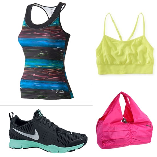 Bring the Spring Runway Into Your Workout With These Key Pieces!