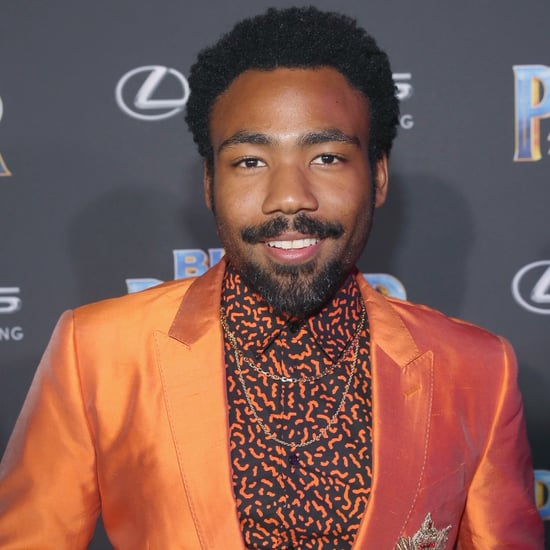 Donald Glover's Joke in Black Panther