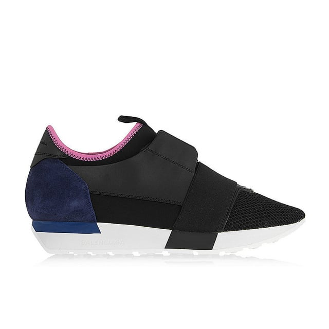Balenciaga 'Race Runner' Leather Sneakers ($695)
