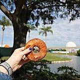 Disney's Croissant Doughnut ($5)