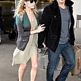 LeAnn and Eddie Pack Their Bags and Head Home to Mind Their Own Business