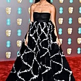 Thandie Newton at the 2019 BAFTA Awards