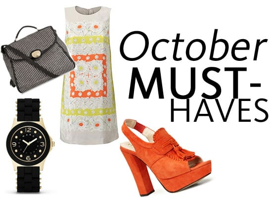 Shop Our October Must-Haves Edit: The Online Fashion Buys We're Adding To Cart This Month!