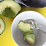 Scoop Out Avocado
