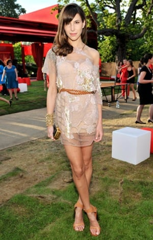 Photos of Caroline Sieber at the Serpentine Gallery Summer Party