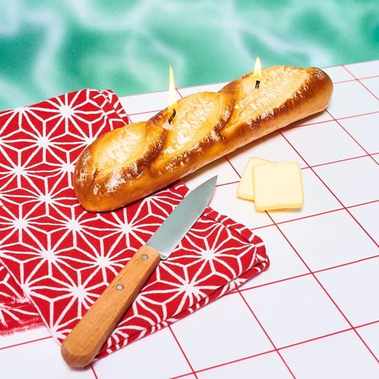 A Baguette-Shaped Bread Candle Exists — Shop It Here