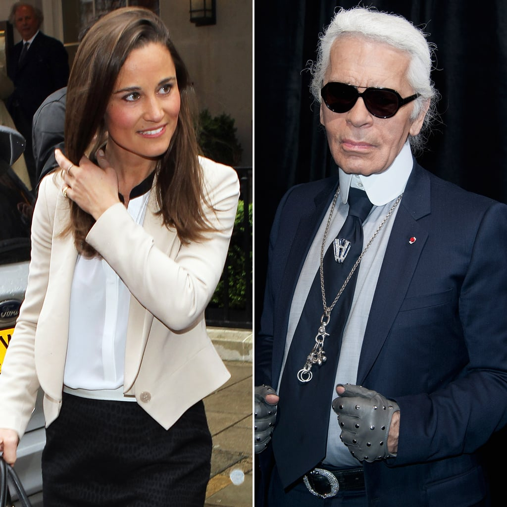 Karl on Pippa Middleton