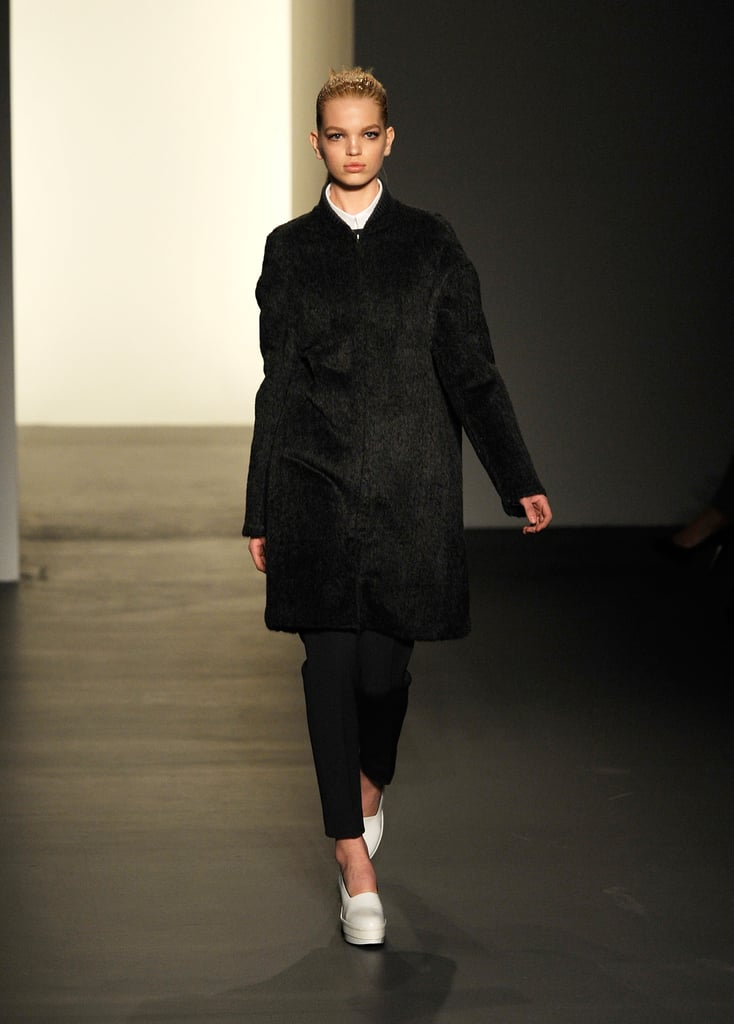 Fall 2011 New York Fashion Week: Calvin Klein Collection ...