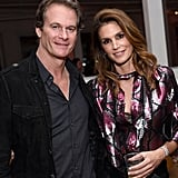 Cindy Crawford and Family at Marc Jacobs Beauty Event 2017