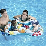 Poolmaster Learn-to-Swim Mommy and Us Baby Swimming Pool Float Rider