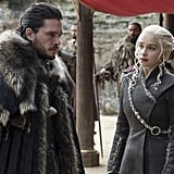 Jon and Daenerys Have a Heart to Heart