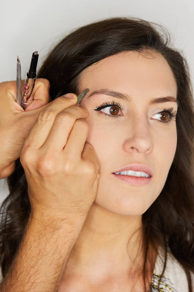 Tokyo Eyebrow Trend: Clean and Shaped