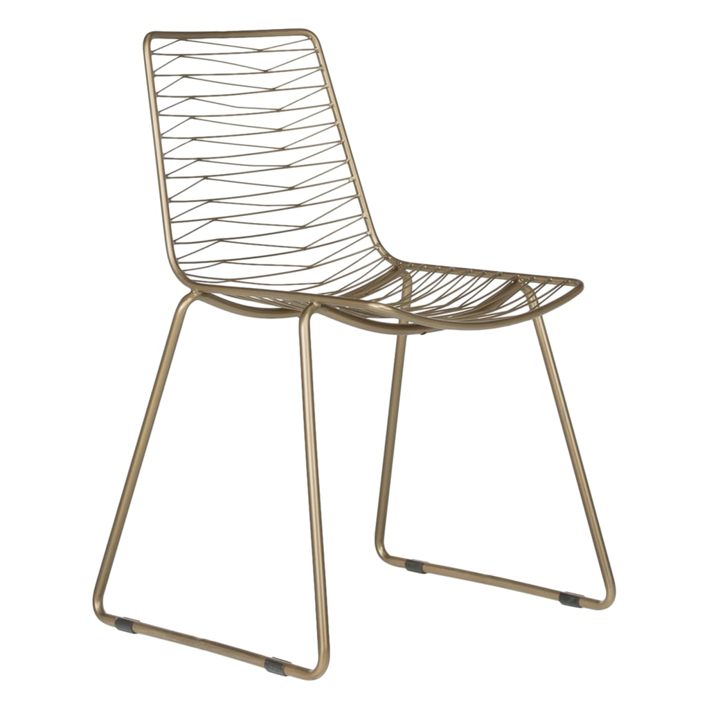 Freedom Encore Gold Dining Chair ($249)