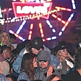 April 2018: Leo and Camila Go to Coachella