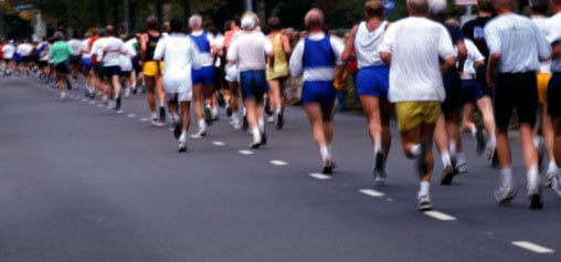 Beat the Heat During a Marathon