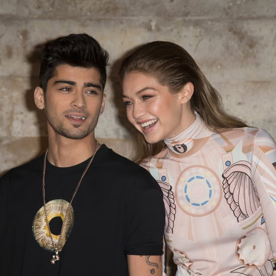 Gigi Hadid and Zayn Malik Wear Matching Evil Eye Bracelets