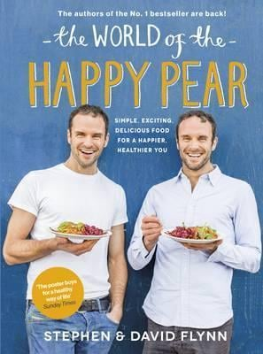 David Flynn and Stephen Flyyn The World of the Happy Pear ($42.99)
