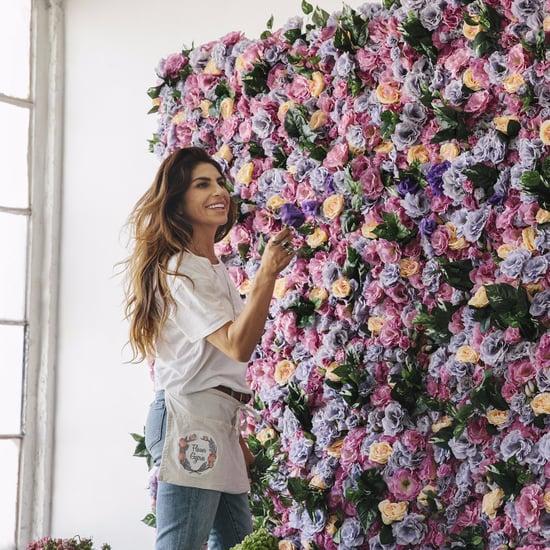 Flower Wall Trend