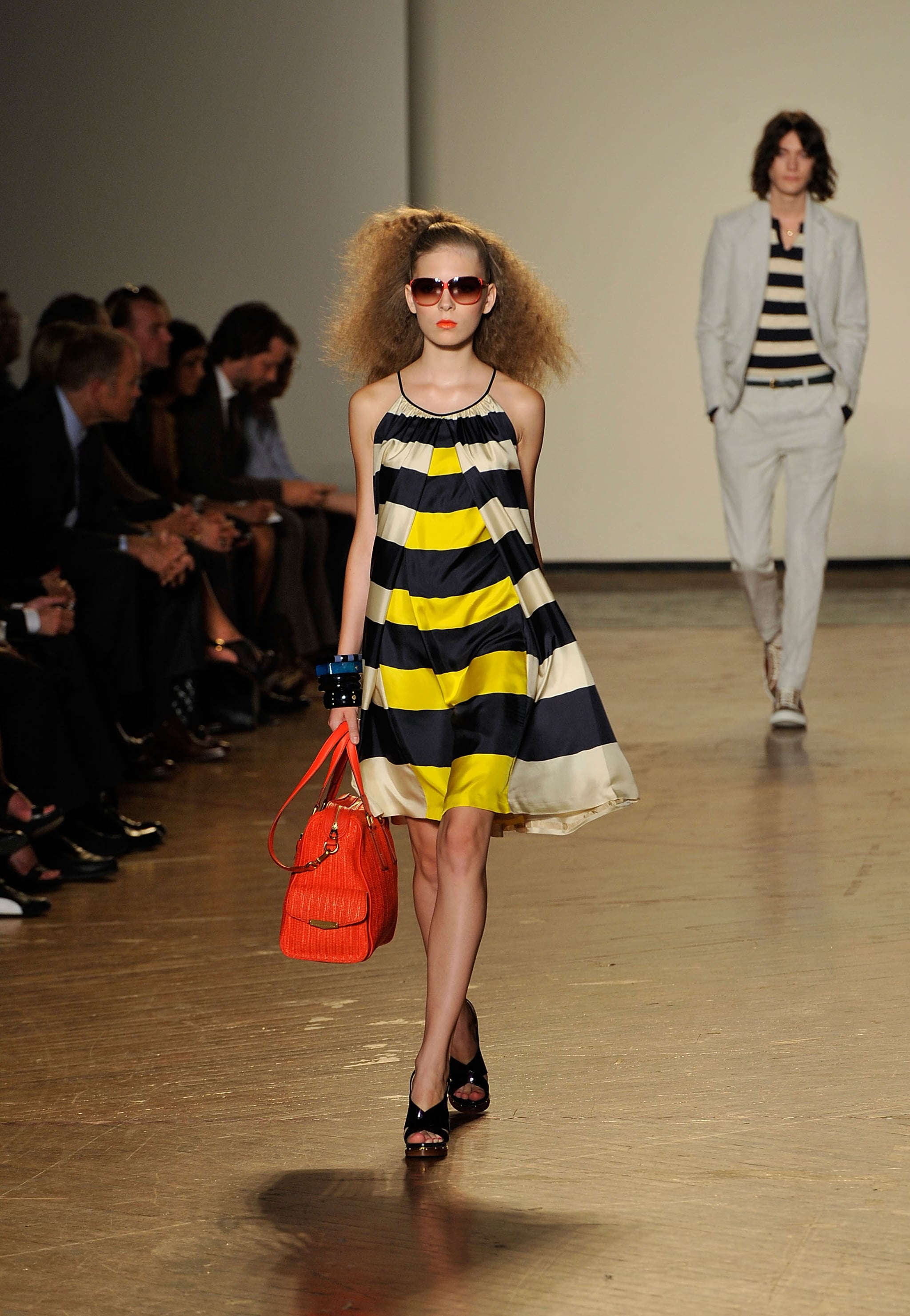 Marc by Marc Jacobs 2011 Spring New York Fashion Week ...