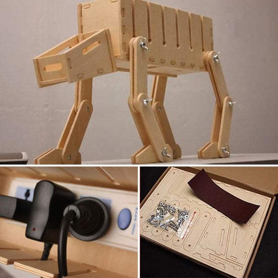 AT-AT Cable Manager