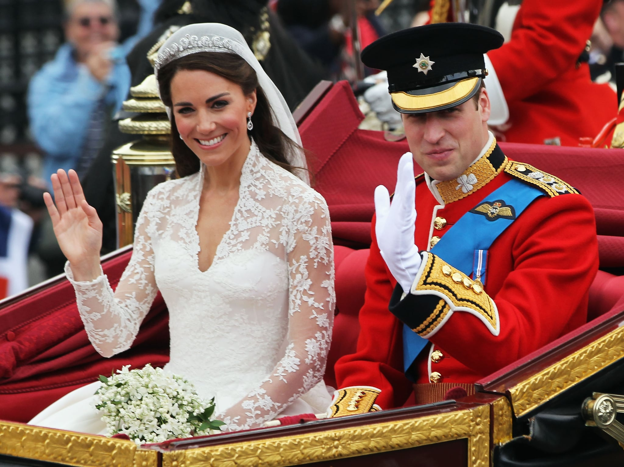 Kate Middleton And Prince William Wedding Facts Popsugar