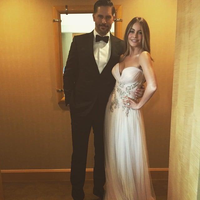 Sofia Vergara's Met Gala Dress 2015