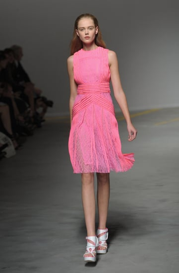 Spring 2011 London Fashion Week: Christopher Kane