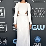 Mandy Moore at the 2019 Critics' Choice Awards
