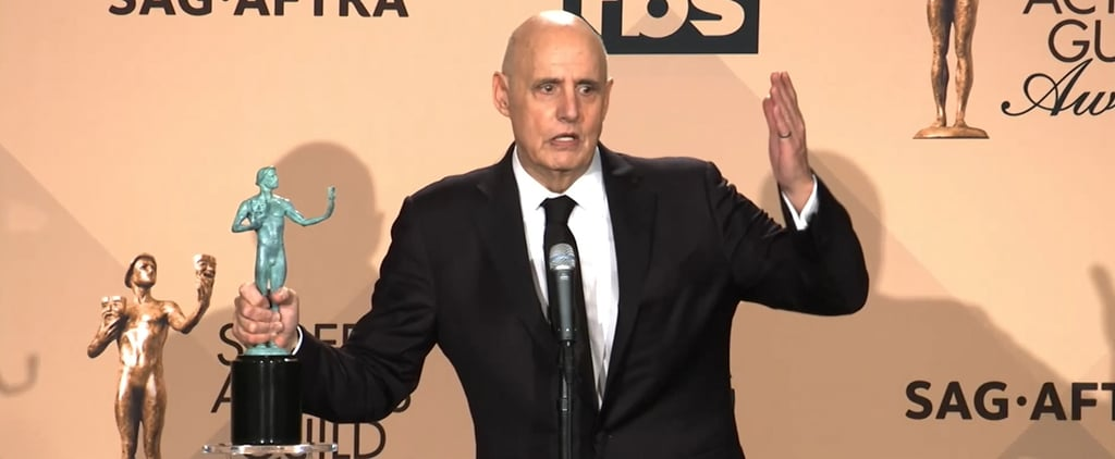 Jeffrey Tambor's SAG Awards Speech 2016
