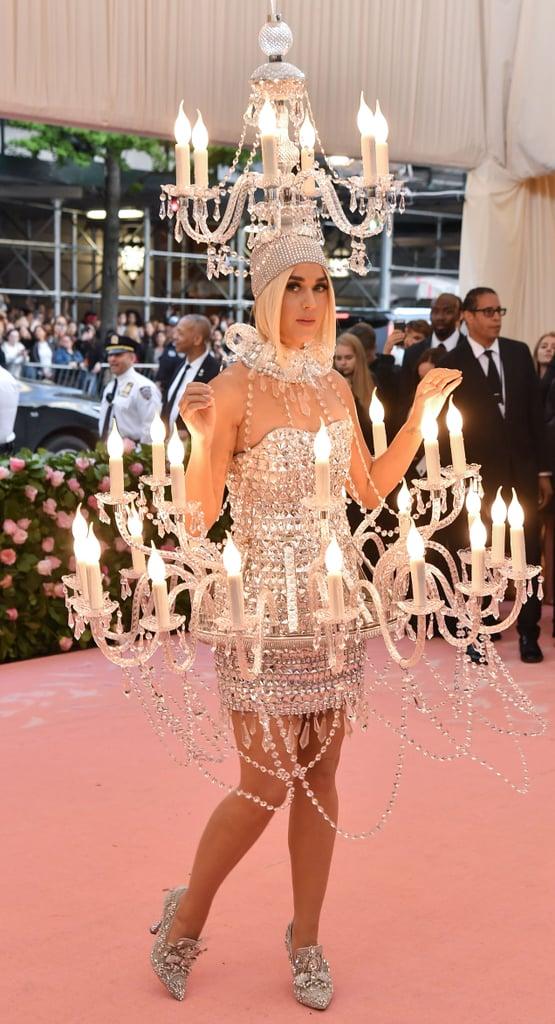 Katy Perry at the 2019 Met Gala