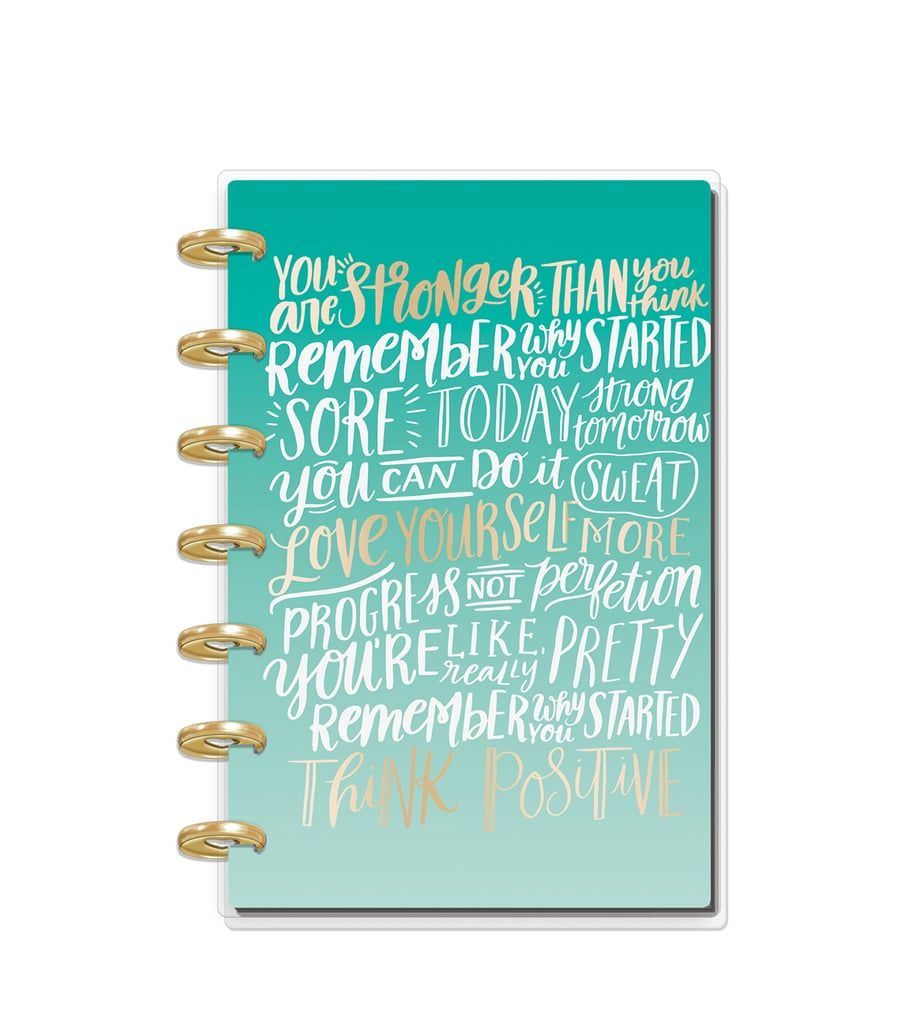 the happy planner girl mini 12 month planner 2019 fitness planners