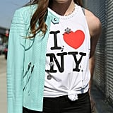 Give Your Tourist Tee an Edgy Makeover — the Result Is So Fun!
