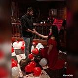 Nidhi and Karan