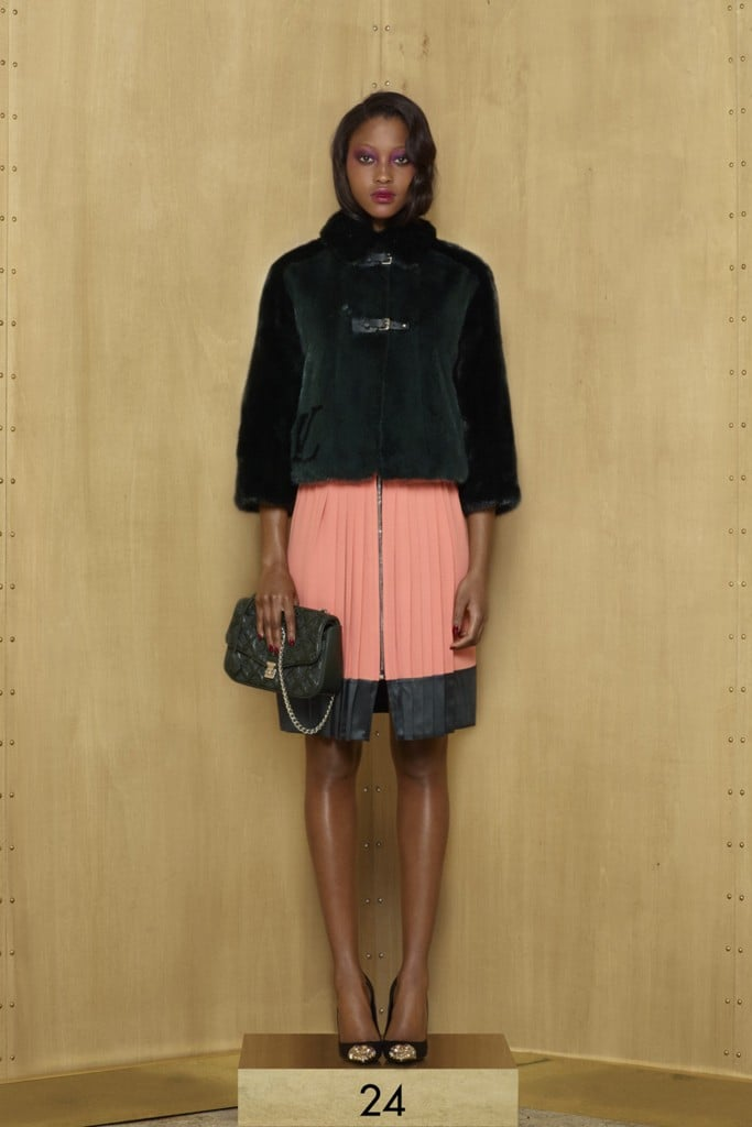 Louis Vuitton Pre-Fall 2012