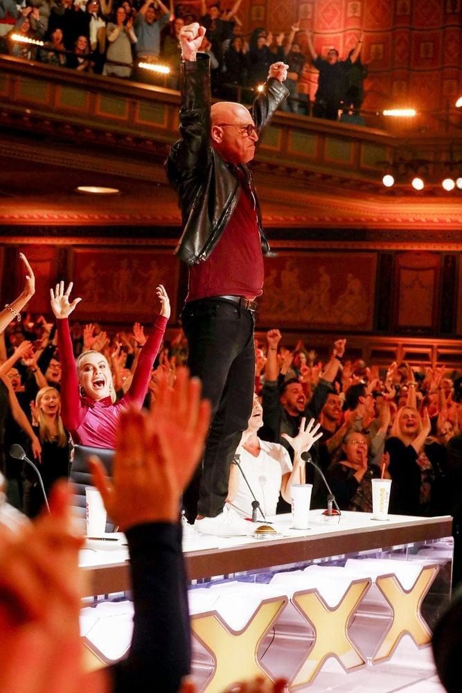 Joseph Allen America's Got Talent Golden Buzzer Video