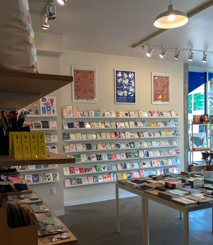 For all the stationary-lovers out there, listen up! Your new happy place awaits at Little Otsu. With shelves full of delightful stationary and colorful illustrated journals, my heart practically leapt out of my chest with excitement. Cue the cuteness overload.